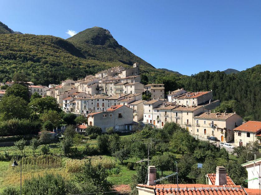 Civitella-Alfedena. Photo : Olivier Vogel/Radio France