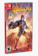 [TEST] Turrican Flashback / Switch