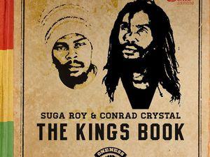 suga roy & conrad crystal, deux talentueux artistes jamaïcains qui ont décidé d'unir leurs voix