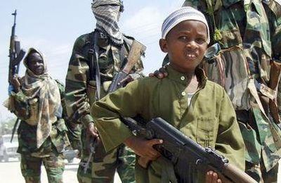 Más de 650 niños soldados sursudaneses cerca de su liberación.