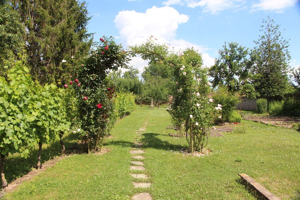 Jardin du Cloître d'Altorf