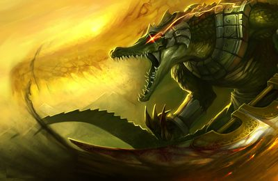 Renekton - The Butcher of the Sands