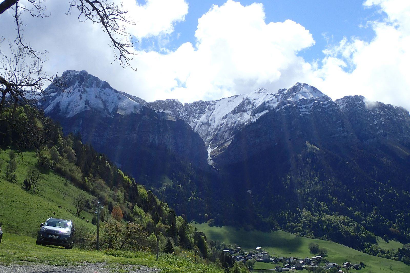 Pointe de la Rochette > Rocher du Roux : En boucle depuis le Col de la Forclaz