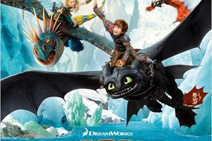 DRAGONS 2 (How to train a dragon 2)