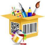 Design Readable barcode labels