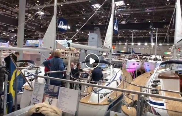 Vidéos Boot 2019 – 5 voiliers Hallberg-Rassy exposés dont le tout nouvel HR 57 !