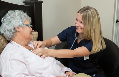 What Are The Top 3 Characteristics Of Nursing Services?