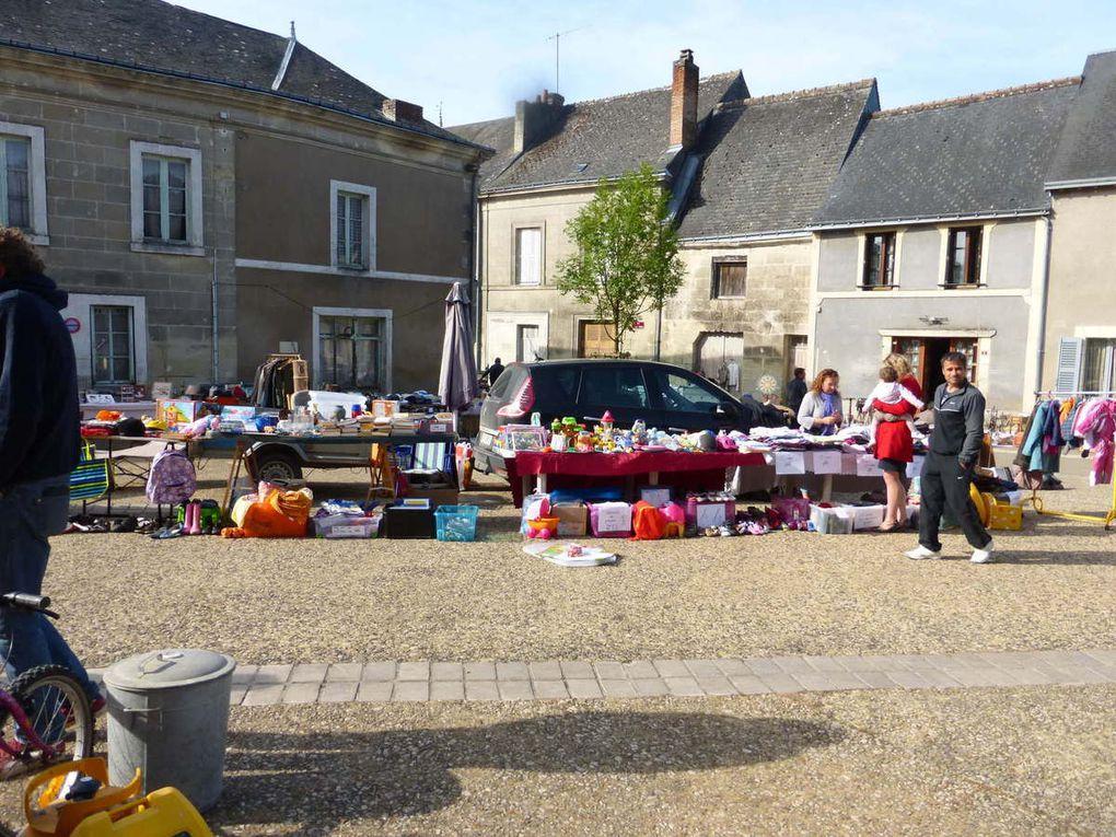 Vide-grenier à Bueil-en-Touraine