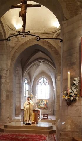 Messe du Lundi de Pâques 2019