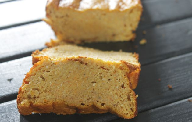 Cake carotte banane - 2 sp Weight Watchers