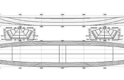 Plan et dossier de construction de la pirogue KITO