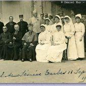 Séméac : l'hôpital militaire 1914-1918