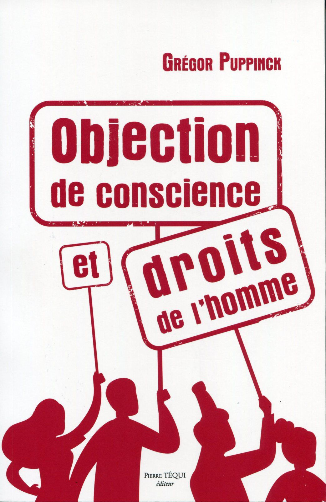 objection de conscience et droits de l'homme