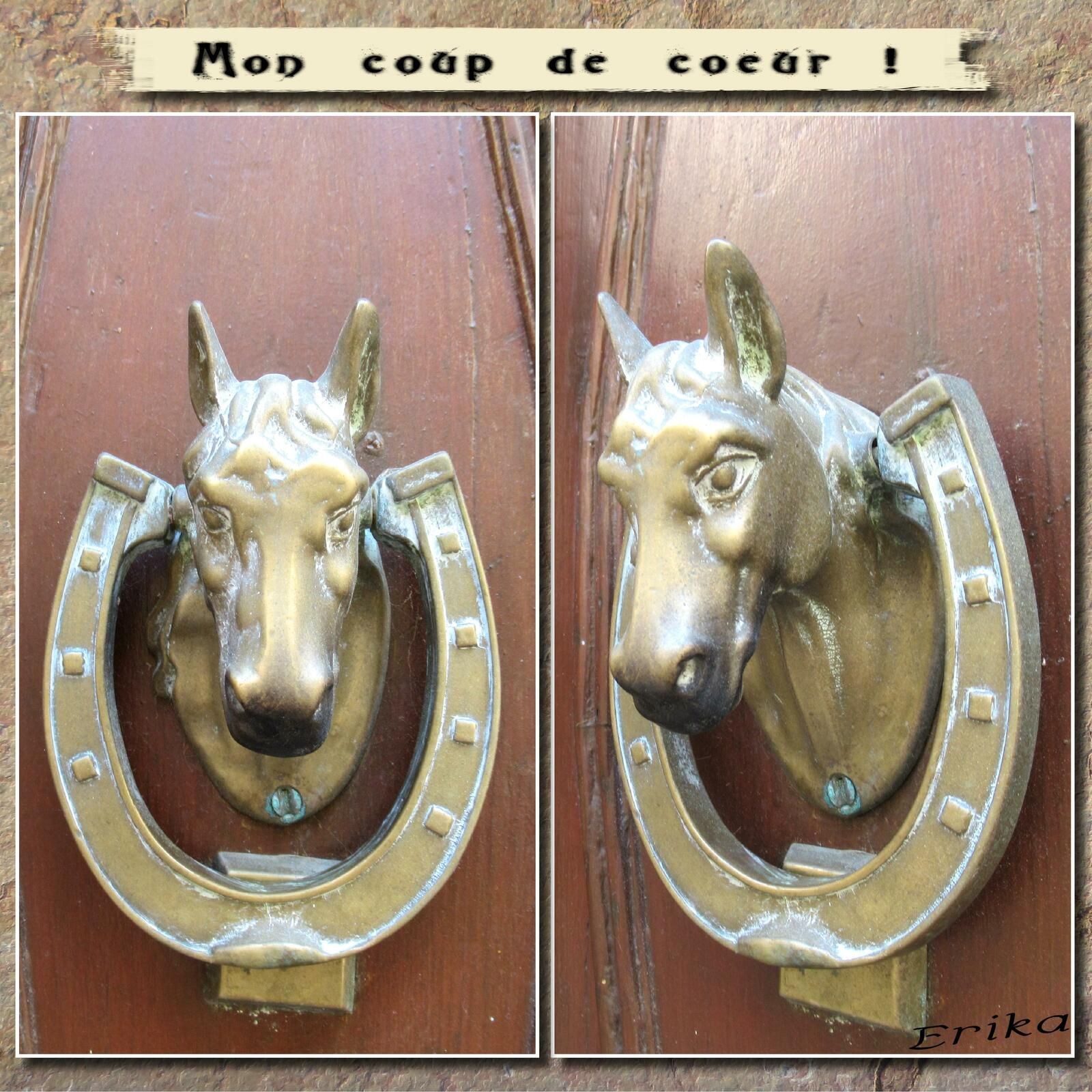 Heurtoirs de portes...