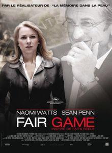 Fair Game : une histoire d'agent secret
