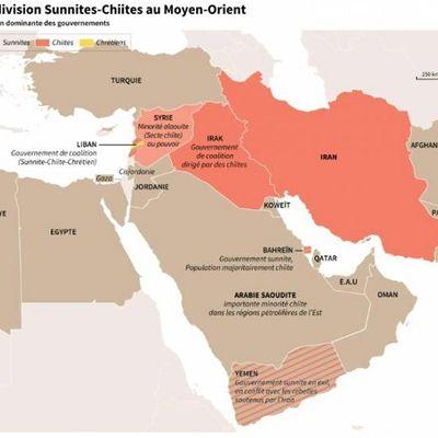 Entre sunnites et chiites, les divisions remontent à loin