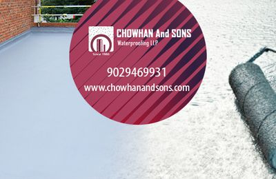 Building Waterproofing Services In Mumbai Plays An Important Role