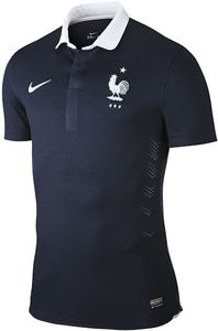 Neu Frankreich Fußballtrikot WM 2014- Nike Frankreich Heimtrikot/ Auswärtstrikot WM 2014-2015