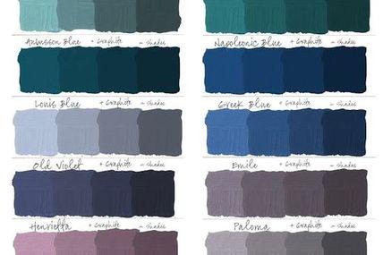 Annie Sloan Color Sh