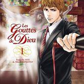 Les Gouttes de Dieu - Tome 1. Tadashi AGO et Shu Okimoto - 2008 (Manga)