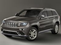 Nouveau Jeep Grand Cherokee