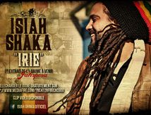 "Stickers Isiah Shaka - single ""Irie"""