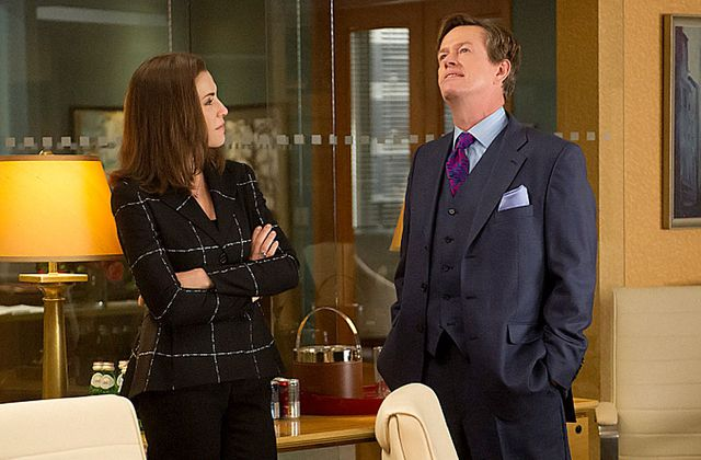 Critiques Séries : The Good Wife. Saison 6. Episode 13.