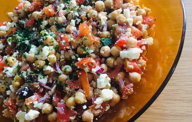Des salades en veux-tu en voilà !