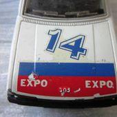 PEUGEOT 305 EXPO MATCHBOX SUPER KINGS 1/35 - car-collector.net