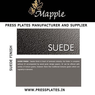 How Etching & Texture on Press Plates helps to enhance the Home Interior