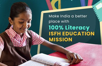 How ISFH Foundation Utilizes Education as a Weapon to Remove Poverty in India - ISFH Foundation Education Mission