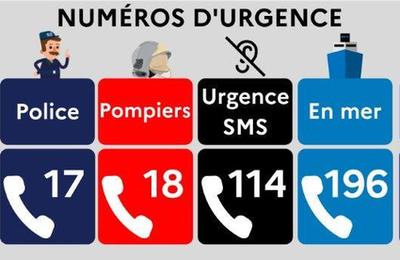 (MàJ-3 : les lignes sont rétablies) Panne des numéros d'urgence : Voici les numéros pour joindre les secours en Outre-Mer !
