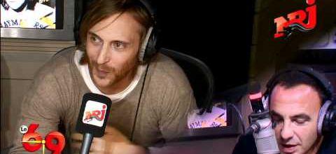 David Guetta va travailler avec Bono de U2 - Le 6/9 NRJ