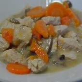 Recette cookeo : blanquette de dinde weight watchers |