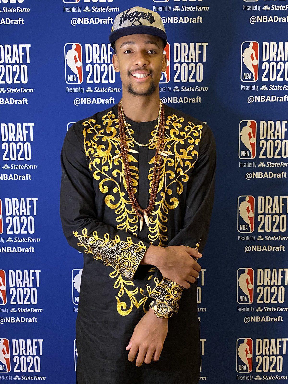 Anthony Edwards n°1 de la Draft 2020, un nombre record de six nigérians dans le first round
