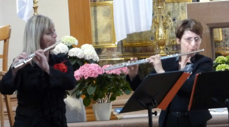 Concert ''Chorale des Maitres Boulangers'' avec La Vie en Marche à Neuf-Brisach
