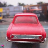 FORD TAUNUS 17M CREATION CLE 1/48 MODELE EN PLASTIQUE - car-collector.net
