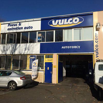 Garage Vulco à Torcy