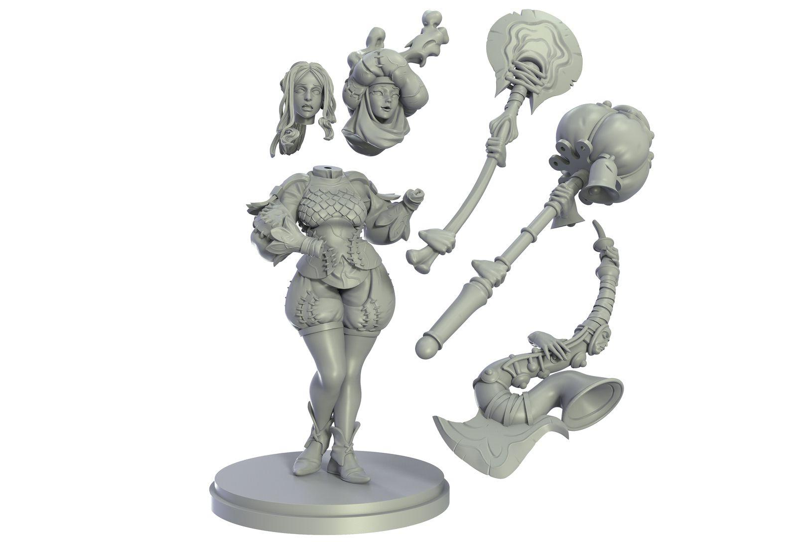 Kingdom Death, News from the Kickstarter