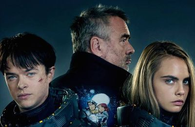 VALERIAN plus qu'un film un spectacle ? Entretien avec Luc Besson by Orange