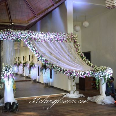Things That You Should Keep In Mind While Choosing Your Wedding Decorations