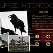 Hitchcock by jfiliol.pro on Genially