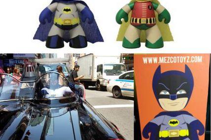 Holy gridlock Batman