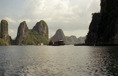 Baie d'halong
