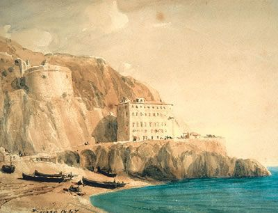 Painting Nice and the hinterland from the 19th century to the beginning of the 20th