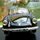 FASCICULE N°10 RENAULT 4CV COACH VERNET PAIRAD TYPE R1062 1954 - car-collector.net