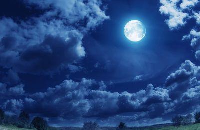 La lune du siècle !