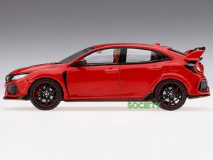 TSM430268 – Honda Civic Type R Rallye Red (LHD) 2017