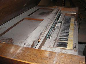 Harmonium Dumont-Lelièvre, retour sur sa remise en état