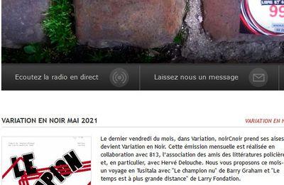 radio PFM-813 : Voyage en Tusitala